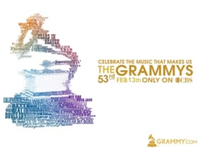 The 53rd Annual Grammy Awards