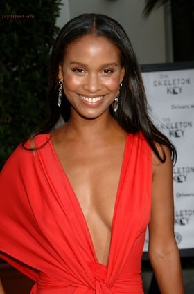 Joy Bryant family