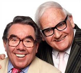 The Two Ronnies                                  (1971-1987)