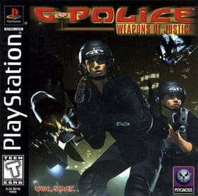 G-Police: Weapons of Justice