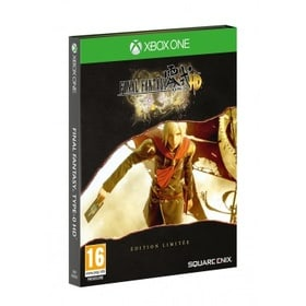 Final Fantasy Type-0 Limited Edition Micromania
